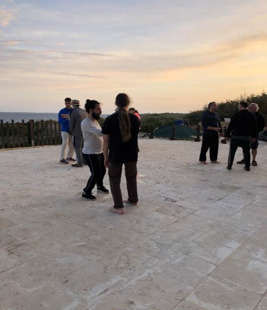 Stage WTBA Bagua et Tai Chi à MALTE en avril 2020